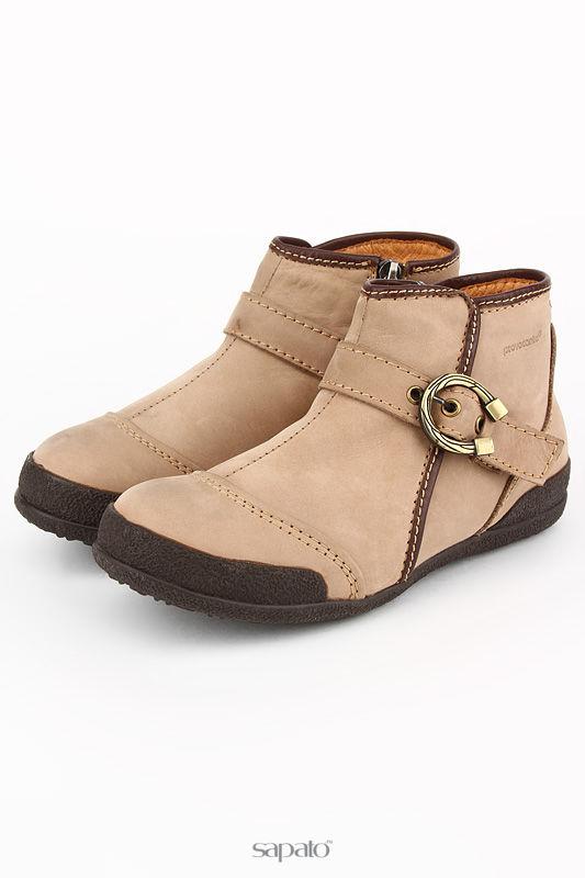 Ботинки Provocante Ботинки бежевые