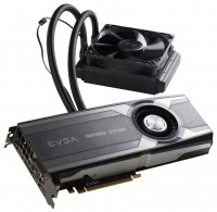 EVGA GeForce GTX 980 1291Mhz PCI-E 3.0 4096Mb 7010Mhz 256 bit DVI HDMI HDCP HYBRID