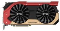 Gainward GeForce GTX 1080 1607Mhz PCI-E 3.0 8192Mb 10000Mhz 256 bit DVI HDMI HDCP Phoenix