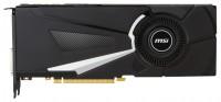 MSI GeForce GTX 1080 1607Mhz PCI-E 3.0 8192Mb 10010Mhz 256 bit DVI HDMI HDCP AERO