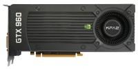 KFA2 GeForce GTX 960 1152Mhz PCI-E 3.0 4096Mb 7010Mhz 128 bit DVI HDMI HDCP