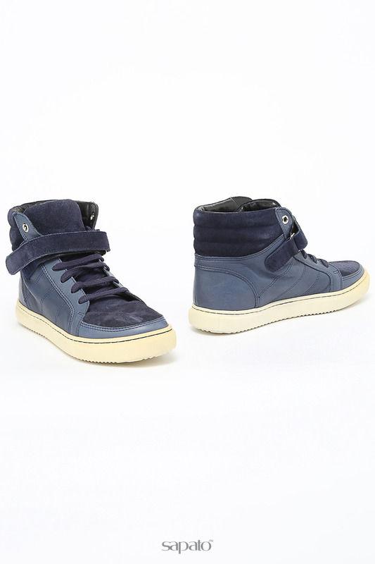Ботинки NAF NAF Ботинки чёрные