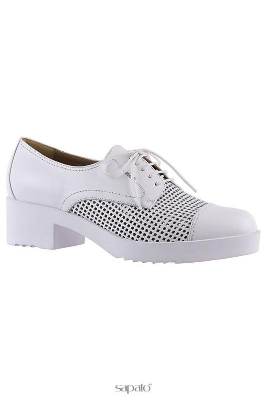 Ботинки Norma J. Baker Ботинки белые