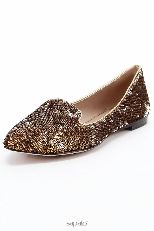 Туфли Jean-Michel Cazabat Туфли закрытые коричневые