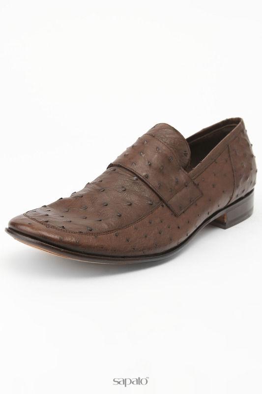 Туфли Gianni Barbato Туфли коричневые