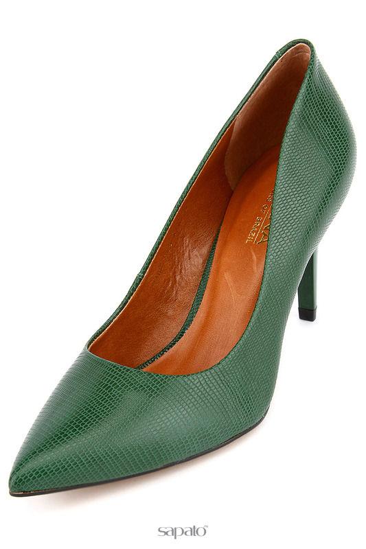 Туфли Indiana Туфли зеленые