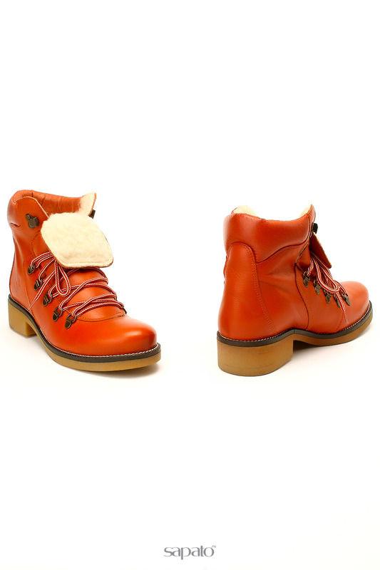 Ботинки SK Ботинки оранжевые