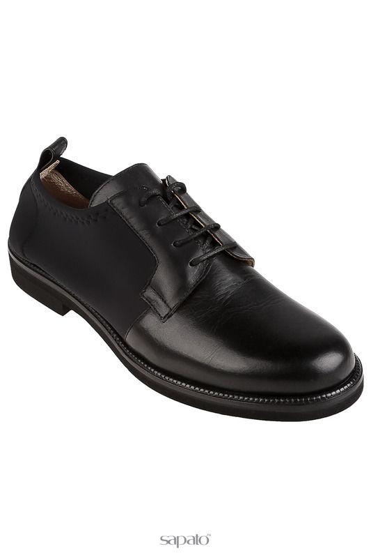 Туфли mm6 Туфли чёрные