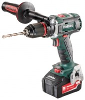 Metabo BS 18 LTX BL I 5.2Ah x2 Case