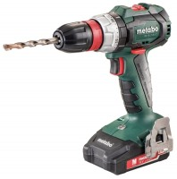 Metabo BS 18 LT BL Q 2.0Ah x2 Case