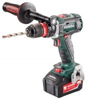 Metabo BS 18 LTX BL Q I 4.0Ah x2 Case