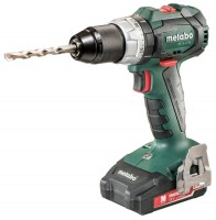 Metabo BS 18 LT BL 2.0Ah x2 Case