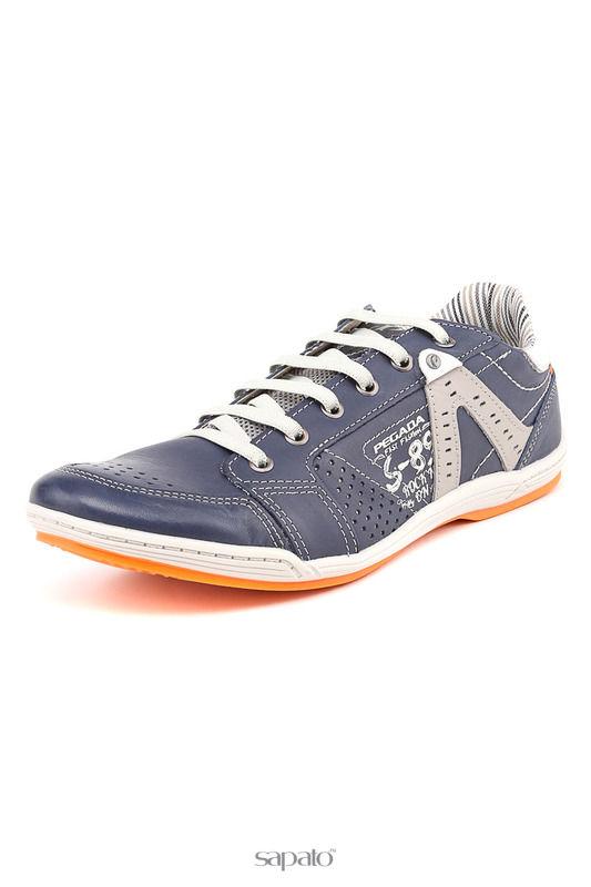 Туфли PEGADA Туфли синие