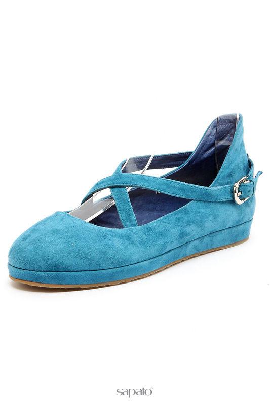 Туфли Mimi Clark Туфли синие