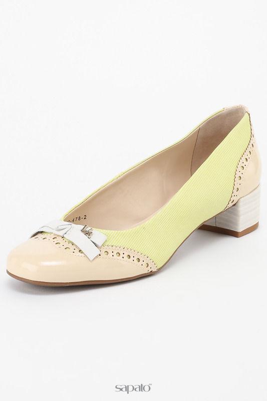 Туфли Loucos & Santos Туфли зеленые