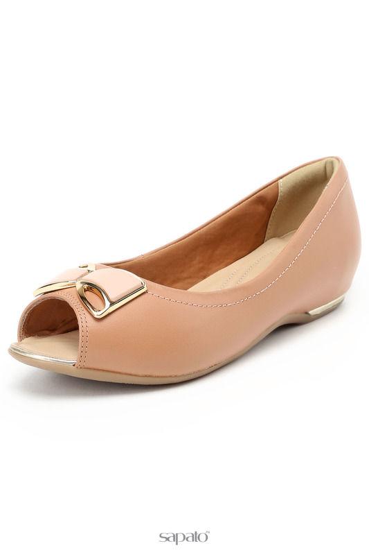 Туфли Ridlstep Туфли летние коричневые