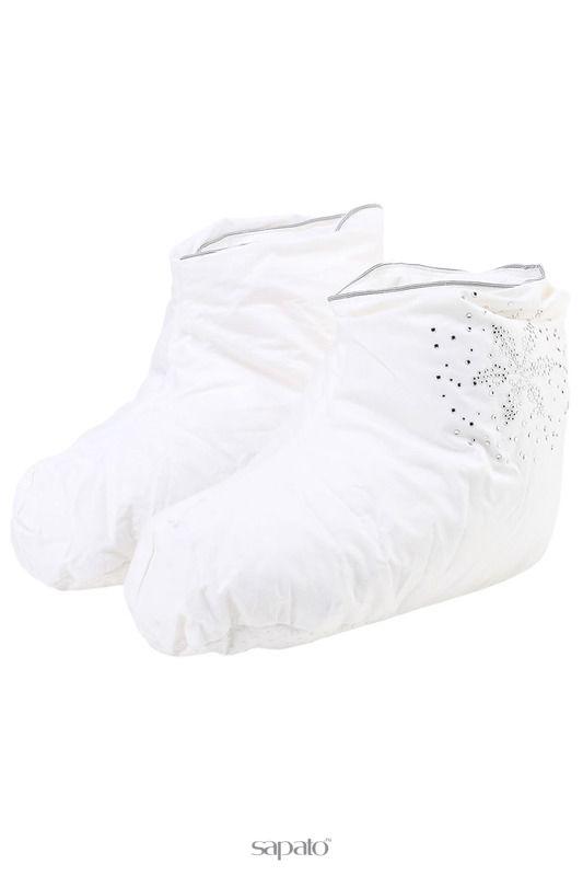 Домашняя обувь Penelope Домашняя обувь с гусиным пером белые