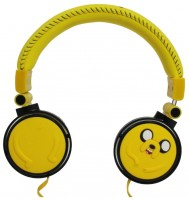 Jazwares Adventure Time Jake Headphones