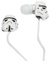 Jazwares Star Wars Storm Trooper Earbuds