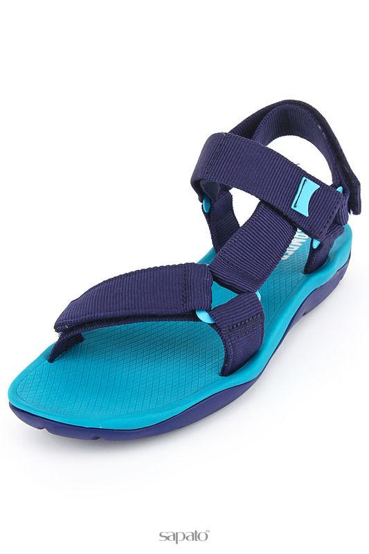 Сандалии Camper Босоножки синие