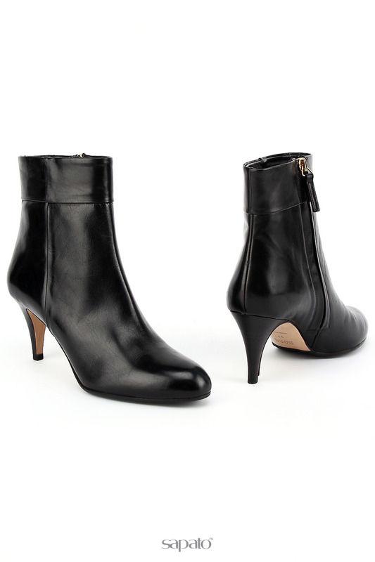 Ботинки Boss Hugo Boss Полуботинки чёрные