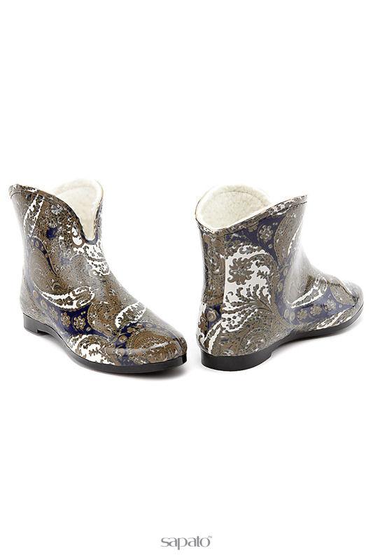 Ботинки Teenid! Ботинки белые