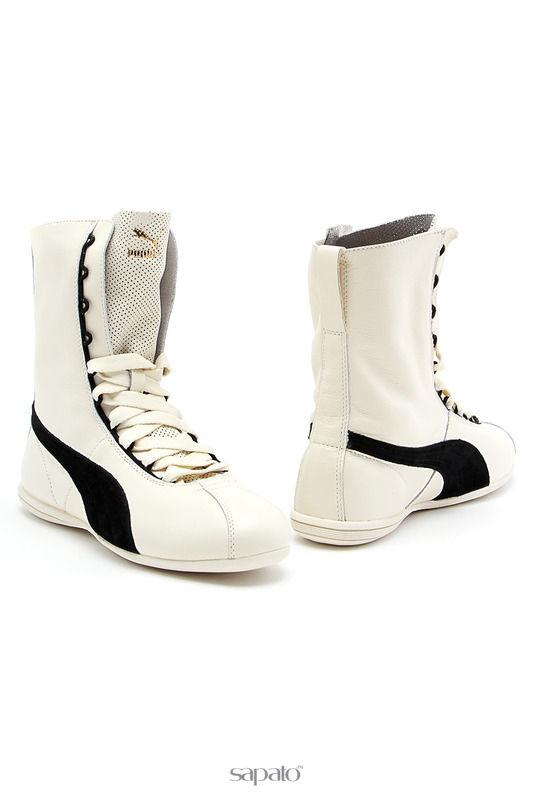 Ботинки Puma Ботинки белые