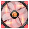 Thermaltake Luna 14 Slim LED Red