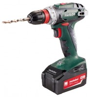 Metabo BS 18 Quick 4.0Ah x3 MetaLoc Set