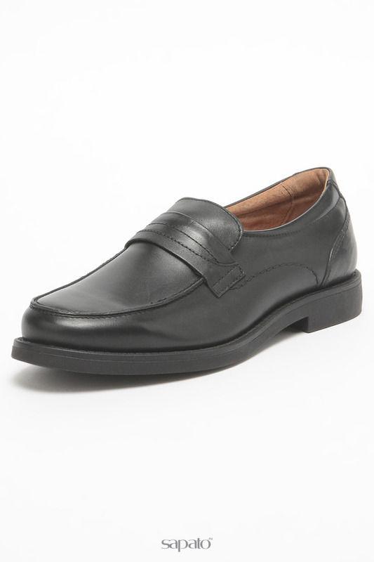 Ботинки FRECCIA Полуботинки чёрные