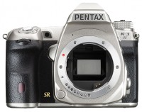 Pentax K-3 II Silver Edition Body