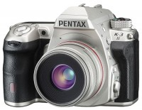 Pentax K-3 II Silver Edition Kit