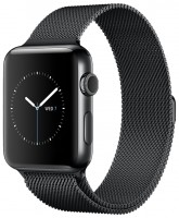 Apple Watch Series 2 42mm with Milanese