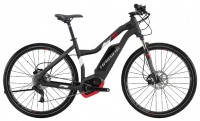Haibike Xduro Cross 3.0 Low-Step (2017)