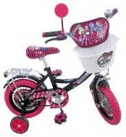 Profi Trike P1257MH-P Monster High