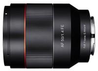 Samyang AF 50mm f/1.4 FE Sony-E