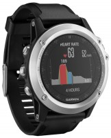 Garmin Fenix 3 silver (black) HR