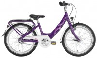 Puky 4447 Skyride 20-3 Alu Light Lilac