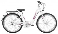Puky 4861 Skyride 24-7 Alu Light White