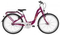 Puky 4862 Skyride 24-7 Alu Light Berry