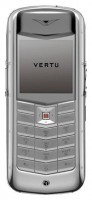 Vertu Constellation Exotic polished stainless steel dark
