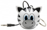 Kitsound Mini Buddy Zebra