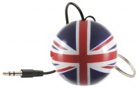 Kitsound Mini Buddy Union Jack