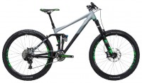 Cube Fritzz 180 HPA Race 27.5 (2017)