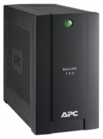 APC by Schneider Electric Back-UPS 750VA 230V Schuko