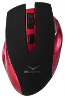 Canyon CNS-CMSW7R Black-Red USB
