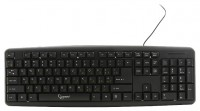 Gembird KB-8320-BL Black PS/2