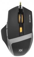 Defender Warhead GM-1740 Black USB