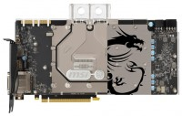 MSI GeForce GTX 1080 1708Mhz PCI-E 3.0