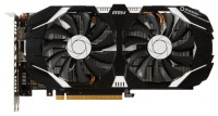 MSI GeForce GTX 1060 1544Mhz PCI-E 3.0